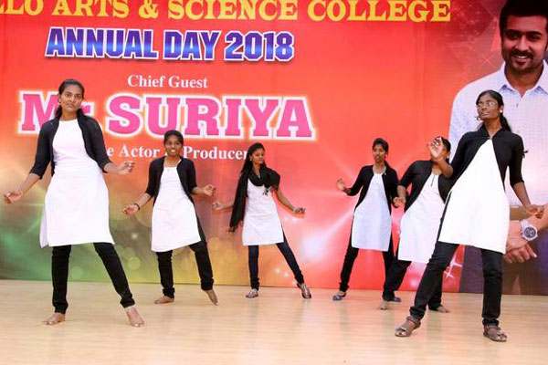 Annual Day 2018,  on 16 Mar 2018
